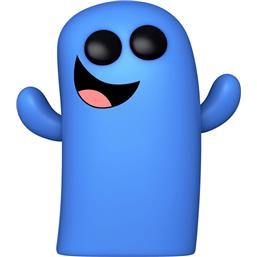Bloo POP! Animation Vinyl Figur (#942)