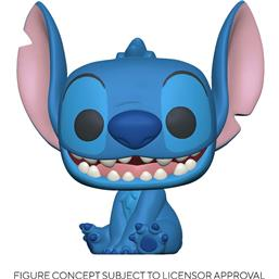 Stitch Super Sized POP! Vinyl Figur 25 cm