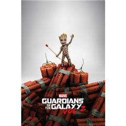 Guardians of the Galaxy: Groot Dynamite Plakat