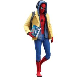 Spider-Man: Spider-Man Homecoming Movie Masterpiece Action Figur 1/6 Skala Deluxe