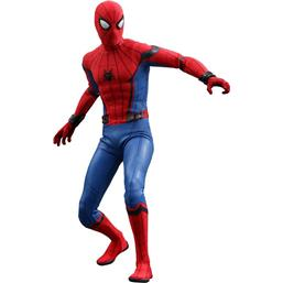 Spider-Man: Spider-Man Homecoming Movie Masterpiece Action Figur 1/6 Skala