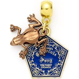 Harry Potter: Charms Chocolate frog (guld belagt)