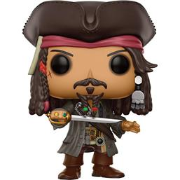 Pirates Of The Caribbean: Jack Sparrow POP! vinyl figur (#273)