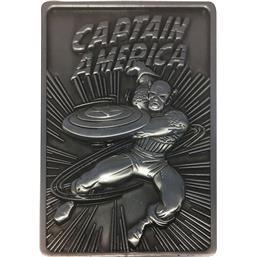 Marvel: Captain America Ingot Limited Edition