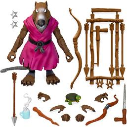 Splinter Version 2 Ultimates Action Figure 18 cm