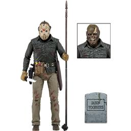 Jason Voorhees Action Figur Part 6