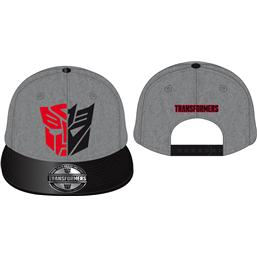 Autobot vs Deception Cap