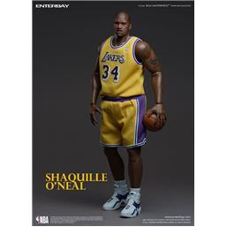 NBA: Shaquille O'Neal Real Masterpiece Action Figur