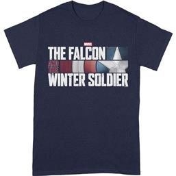 The Falcon and the Winter Soldier Logo T-Shirt