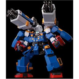 Diverse: Riobot R-2 Powered Transform Combine Diecast Action Figure 17 cm