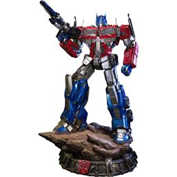 Transformers: Optimus Prime Statue (First Generation)