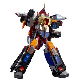 Gridman the Hyper Agent: The Gattai Thunder Gridman  Action Figure 21 cm