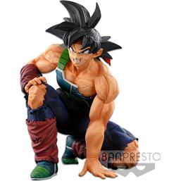 The Bardock The Brush Statue 17 cm