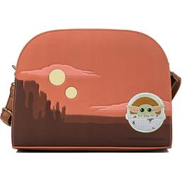 The Child Craddle Scene by Loungefly Crossbody