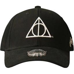 Deathly Hallows Curved Bill Cap