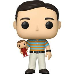 The 40-Year-Old Virgin: Andy holding Oscar POP! Movies Figur - CHASE