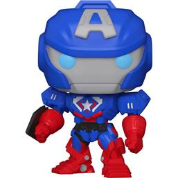 Captain America Mech Strike POP! Vinyl Figur (#829)