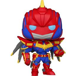 Captain Marvel Mech Strike POP! Vinyl Figur (#831)