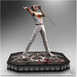 Freddie Mercury Limited Edition Rock Iconz Statue 23 cm