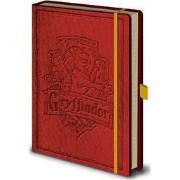 Harry Potter: Gryffindor A5 Notesbog