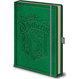 Slytherin A5 Notesbog