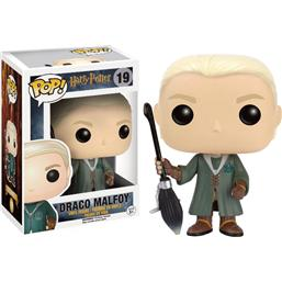 Harry Potter: Draco Malfoy Quidditch POP! Vinyl Figur (#19)