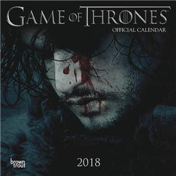Game Of Thrones: Games Of Thrones 2018 Kalender