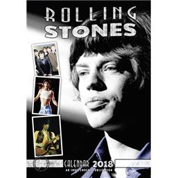 Rolling Stones: Rolling Stones  2018 Kalender (A3)