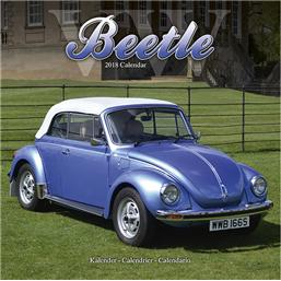 VW Beatle 2018 Kalender