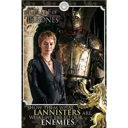 Game Of Thrones: Cersei Lannisters Plakat