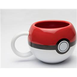Pokeball 3D krus