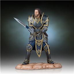 World Of Warcraft: Lothar Statue
