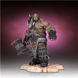 World Of Warcraft: Ogrim Statue