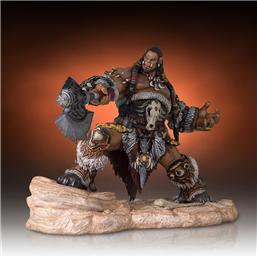 World Of Warcraft: Durotan Statue