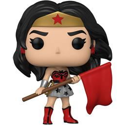 Wonder Woman (Superman: Red Son) POP! Heroes Vinyl Figur (#392)