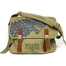 Game Of Thrones: Stark Messenger Bag