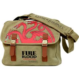 Game Of Thrones: Targaryen Messenger Bag