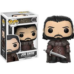 Game Of Thrones: Jon Snow POP! Vinyl Figur (#49)