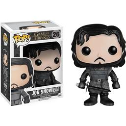 Jon Snow Castle Black POP! Vinyl Figur (#26)