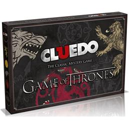 Game Of Thrones: Game of Thrones Cluedo Spil