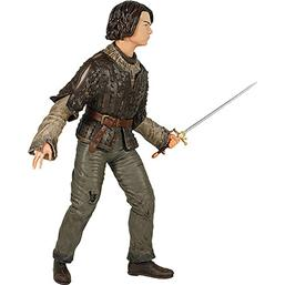 Game Of Thrones: Game of Thrones Statue Arya Stark