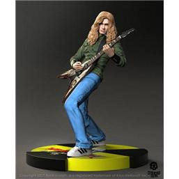 Megadeth: Dave Mustaine Statue