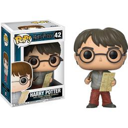 Harry Potter med Marauders Map POP! Vinyl Figur (#42)