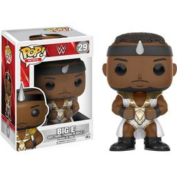 WWE: Big E POP! Vinyl Figur (#29)