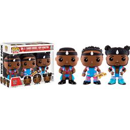 WWE: The New Day - 3 pak POP! Vinyl Figur