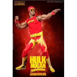 WWE: Hulk Hogan Hulkamania Action Figur 1/6