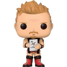 WWE: Chris Jericho (Rød)  POP! Vinyl Figur (#40)