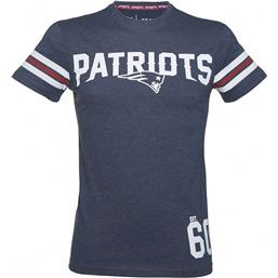 New England Patriots T-Shirt - Blå