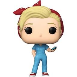 Leslie the Riveter POP! TV Vinyl Figur (#1146)