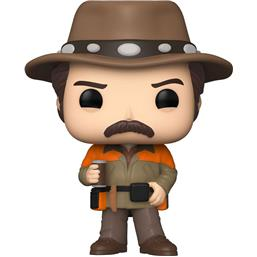 Hunter Ron POP! TV Vinyl Figur (#1150)